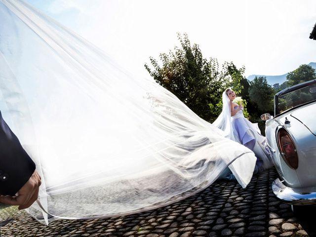 Il matrimonio di Gianmario e Khrystyna a Preseglie, Brescia 60