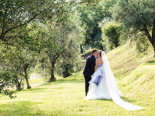 Il matrimonio di Gianmario e Khrystyna a Preseglie, Brescia 61