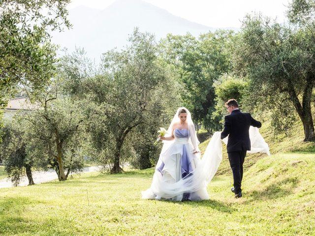 Il matrimonio di Gianmario e Khrystyna a Preseglie, Brescia 64