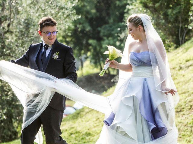 Il matrimonio di Gianmario e Khrystyna a Preseglie, Brescia 65