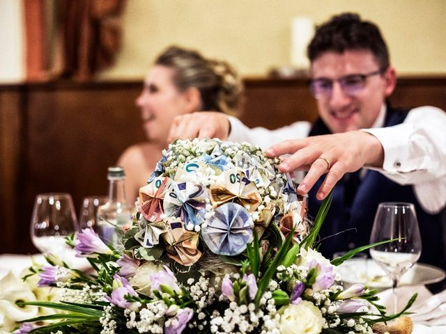Il matrimonio di Gianmario e Khrystyna a Preseglie, Brescia 74