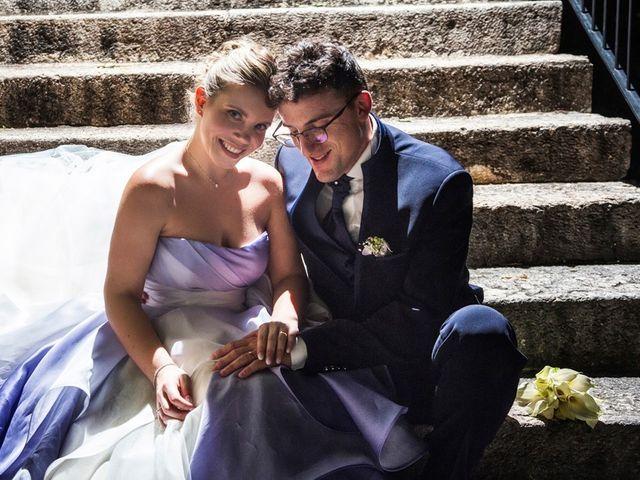 Il matrimonio di Gianmario e Khrystyna a Preseglie, Brescia 76