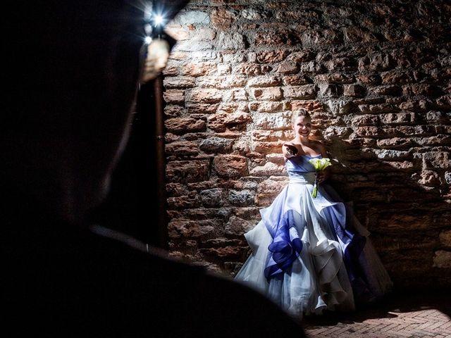 Il matrimonio di Gianmario e Khrystyna a Preseglie, Brescia 79