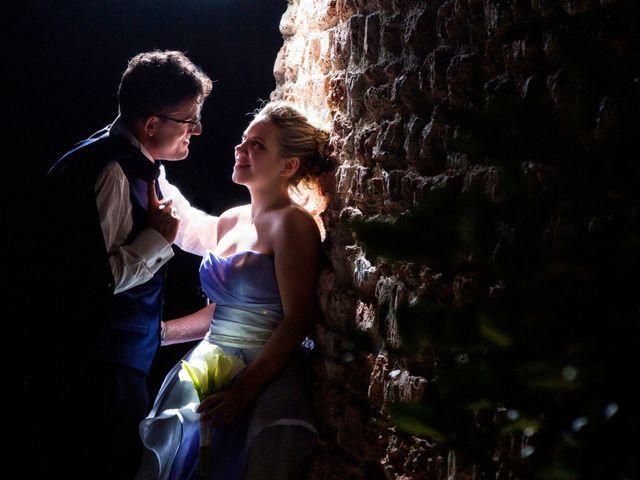 Le nozze di Khrystyna e Gianmario