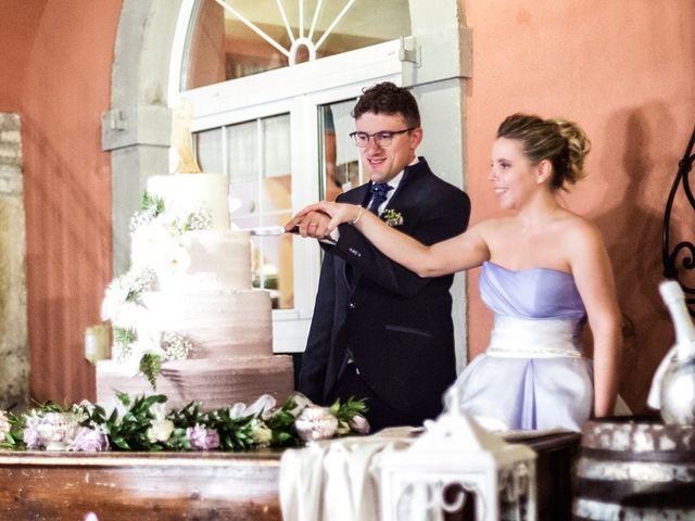 Il matrimonio di Gianmario e Khrystyna a Preseglie, Brescia 81