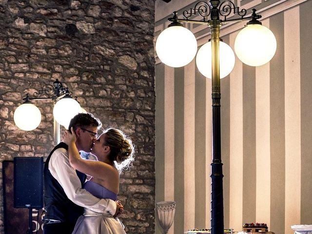 Il matrimonio di Gianmario e Khrystyna a Preseglie, Brescia 87