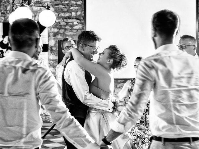 Il matrimonio di Gianmario e Khrystyna a Preseglie, Brescia 90