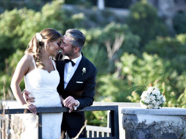 Il matrimonio di Salvatore e Maria a Bacoli, Napoli 13