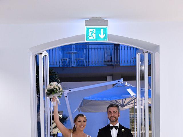 Il matrimonio di Salvatore e Maria a Bacoli, Napoli 16