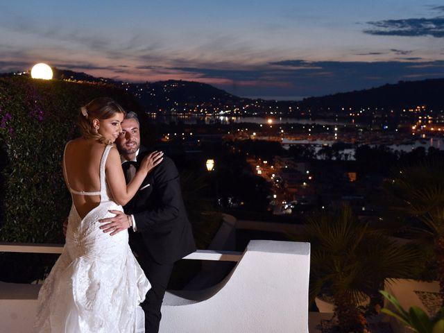 Il matrimonio di Salvatore e Maria a Bacoli, Napoli 2