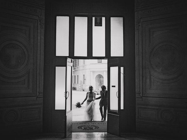 Il matrimonio di Denny e Federica a Legnano, Milano 23