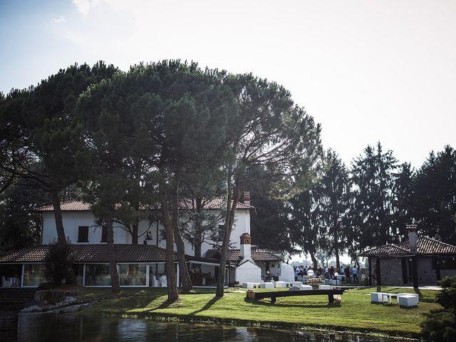 Il matrimonio di Denny e Federica a Legnano, Milano 46