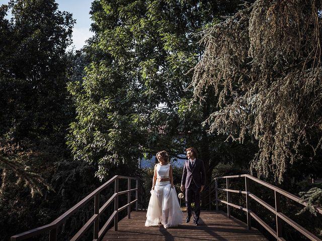 Il matrimonio di Denny e Federica a Legnano, Milano 50
