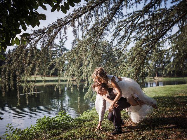 Il matrimonio di Denny e Federica a Legnano, Milano 54