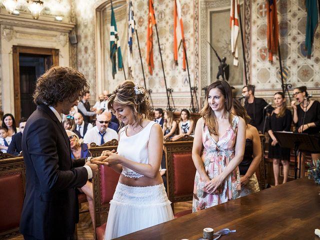 Il matrimonio di Denny e Federica a Legnano, Milano 29