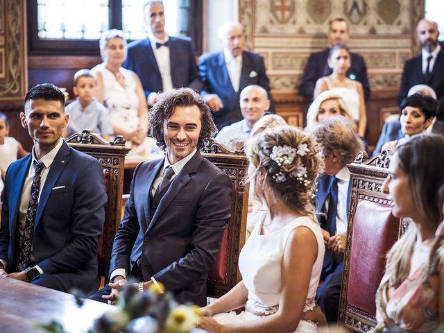 Il matrimonio di Denny e Federica a Legnano, Milano 30