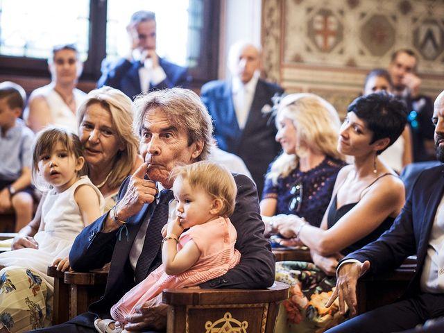 Il matrimonio di Denny e Federica a Legnano, Milano 31
