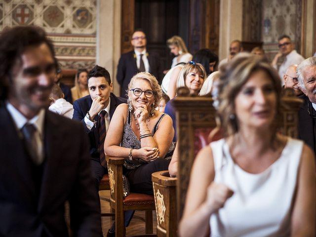 Il matrimonio di Denny e Federica a Legnano, Milano 32