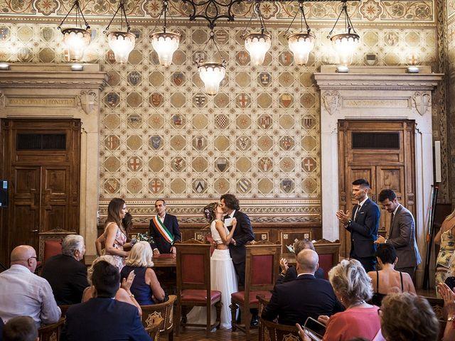 Il matrimonio di Denny e Federica a Legnano, Milano 33