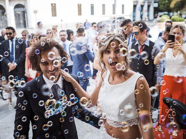 Il matrimonio di Denny e Federica a Legnano, Milano 35
