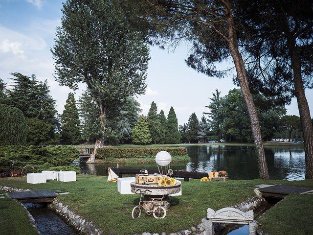 Il matrimonio di Denny e Federica a Legnano, Milano 43