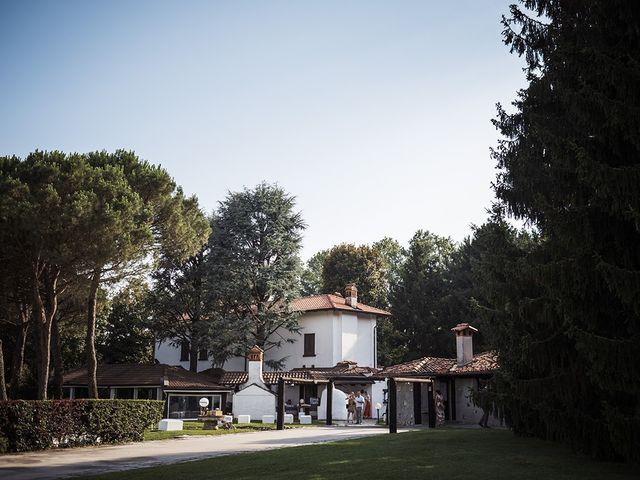 Il matrimonio di Denny e Federica a Legnano, Milano 45