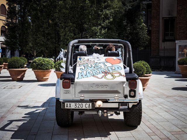 Il matrimonio di Denny e Federica a Legnano, Milano 21