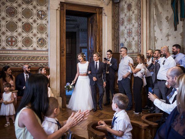 Il matrimonio di Denny e Federica a Legnano, Milano 24