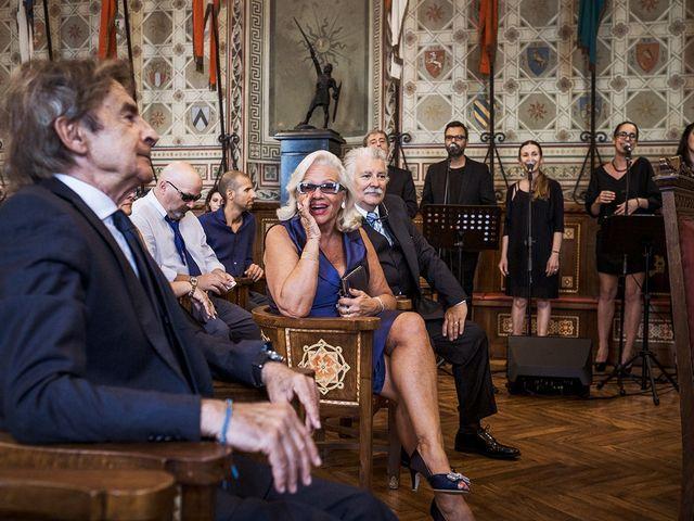 Il matrimonio di Denny e Federica a Legnano, Milano 25