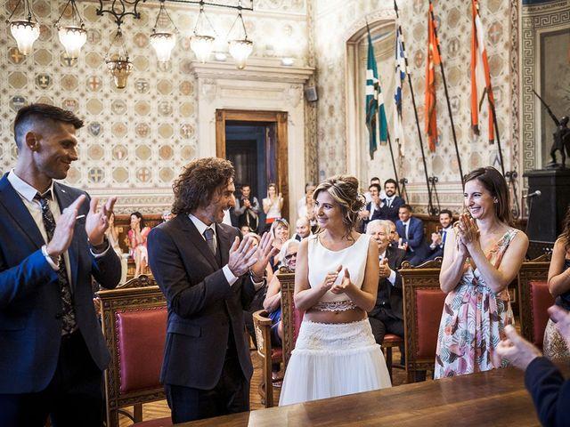 Il matrimonio di Denny e Federica a Legnano, Milano 26