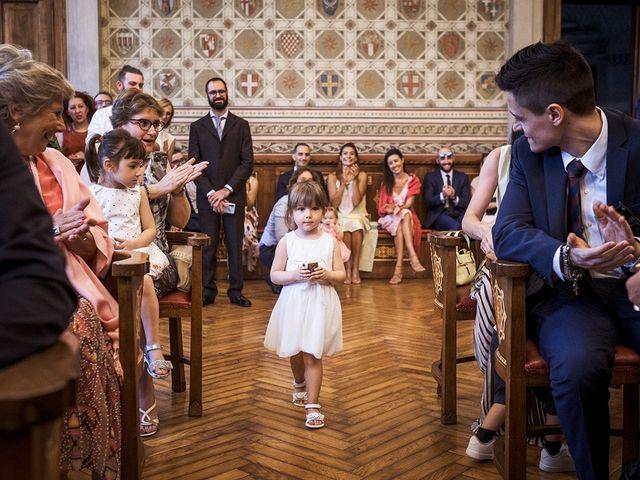 Il matrimonio di Denny e Federica a Legnano, Milano 27