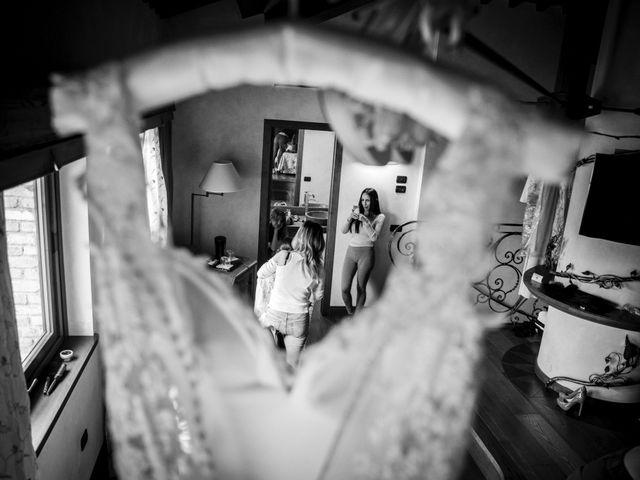 Il matrimonio di Ulisses e Francesca a Castelraimondo, Macerata 5