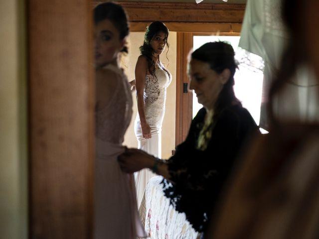 Il matrimonio di Ulisses e Francesca a Castelraimondo, Macerata 19