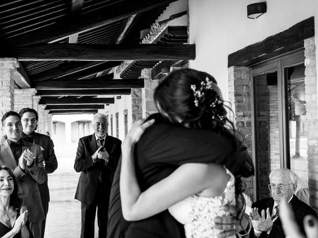 Il matrimonio di Ulisses e Francesca a Castelraimondo, Macerata 1