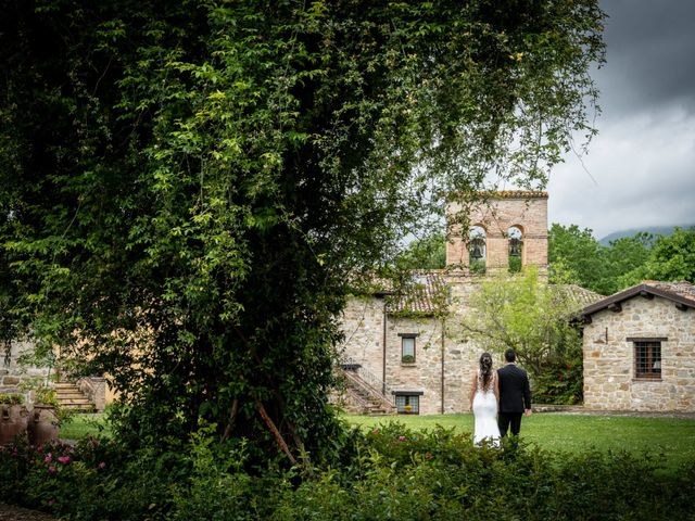 Il matrimonio di Ulisses e Francesca a Castelraimondo, Macerata 2