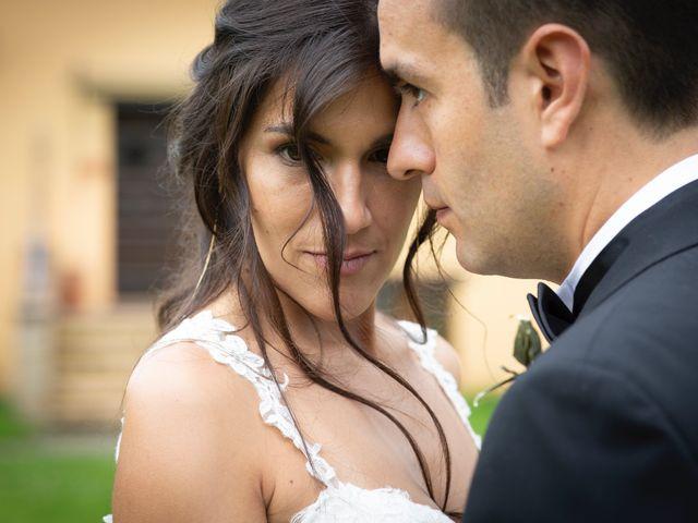 Il matrimonio di Ulisses e Francesca a Castelraimondo, Macerata 36