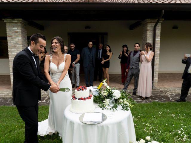 Il matrimonio di Ulisses e Francesca a Castelraimondo, Macerata 40