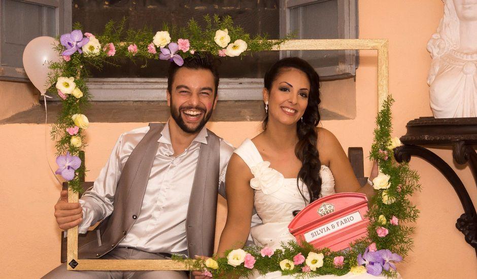 Il matrimonio di Fabio e Silvia a Pisa, Pisa