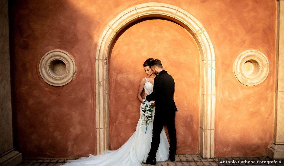 Il matrimonio di Antonio e Silvia a Pesaro, Pesaro - Urbino