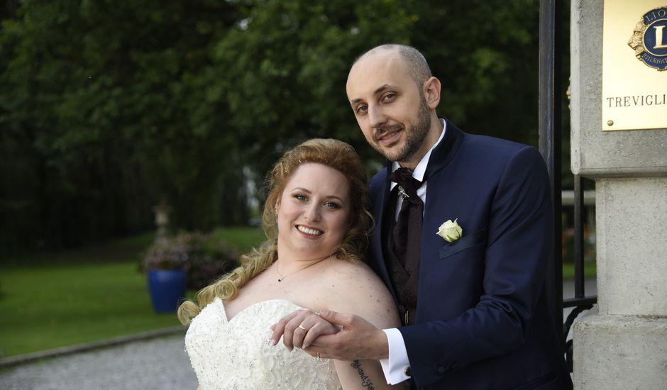 Il matrimonio di Emanuele e Valentina a Cornate d'Adda, Monza e Brianza