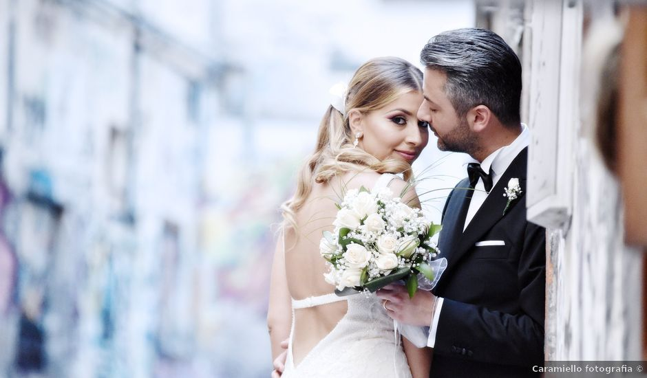 Il matrimonio di Salvatore e Maria a Bacoli, Napoli