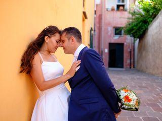 Le nozze di Ercilene e William
