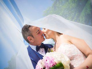 Le nozze di Monica e Marco