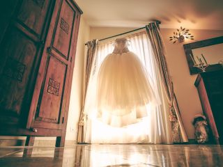 Le nozze di Maria Cristina e Francesco 1
