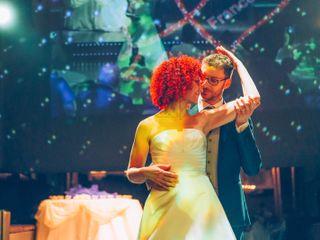Le nozze di Fiorella e Francesco