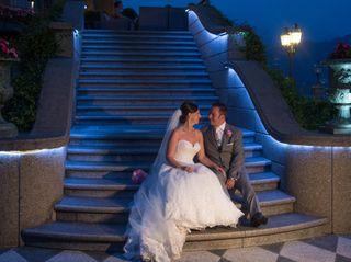 Le nozze di Lynsey e Barry