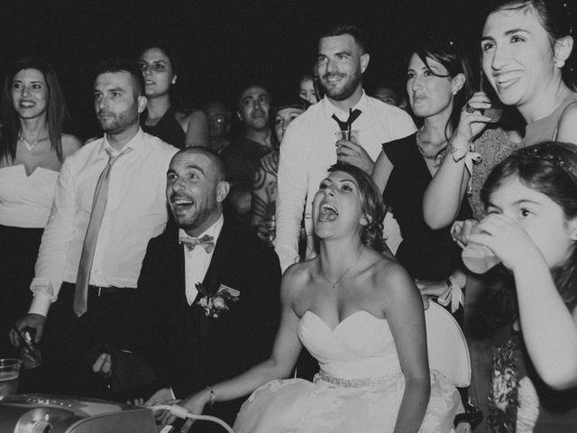 Il matrimonio di Marco e Francesca a Sassari, Sassari 111