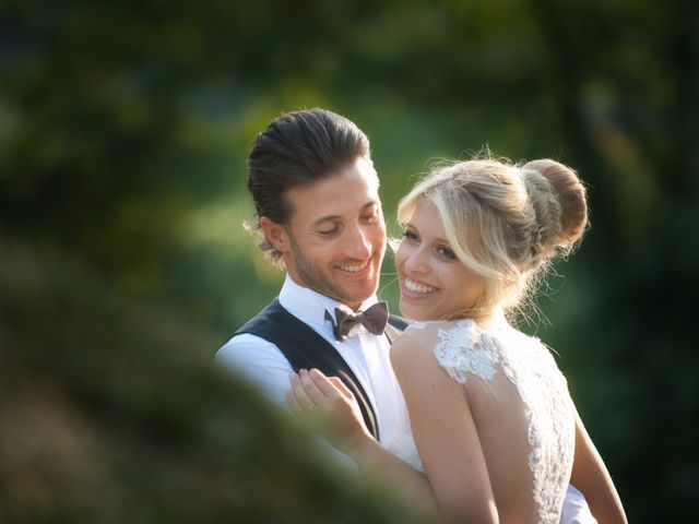 le nozze di Elisa e Mattia