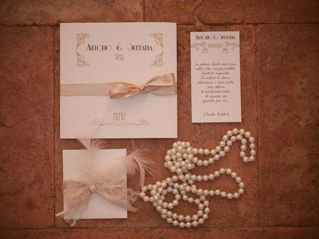 Il matrimonio di Antonio e Stefania a Baronissi, Salerno 23