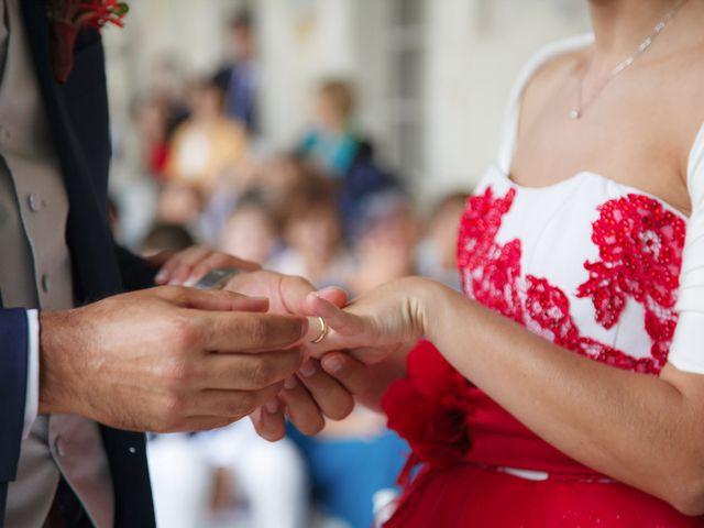 Il matrimonio di Andrea e Irene a Fontanellato, Parma 9
